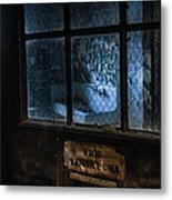 Ward Personnel Only Metal Print by Gary Heller