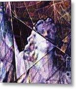Warehouse Angel / Through The Broken Glass Metal Print
