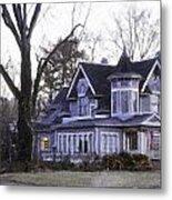 Warm Springs Avenue Home Series 4 Metal Print