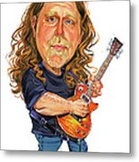 Warren Haynes Metal Print