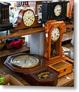 Warrenton Antique Days A Moment In Time Metal Print