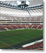Warsaw Stadion Metal Print