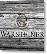 Warsteiner Metal Print