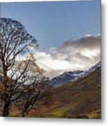 Wasdale Head Lake District Metal Print
