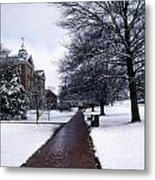 Washington College Metal Print