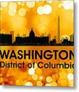 Washington Dc 3 Metal Print