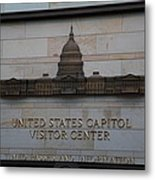Washington Dc - Us Capitol - 01133 Metal Print