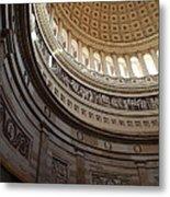 Washington Dc - Us Capitol - 01138 Metal Print