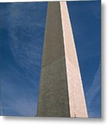 Washington Dc Washington Monument  Metal Print