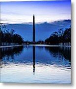 Washington D.c. - Washington Monument Metal Print