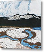 Washington Lake Metal Print