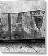 Washington Line Metal Print