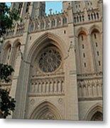 Washington National Cathedral Metal Print
