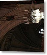 Washington National Cathedral - Washington Dc - 0113103 Metal Print by DC Photographer