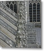 Washington National Cathedral - Washington Dc - 0113111 Metal Print by DC Photographer