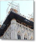 Washington National Cathedral - Washington Dc - 01132 Metal Print by DC Photographer