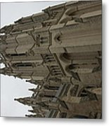 Washington National Cathedral - Washington Dc - 011357 Metal Print by DC Photographer