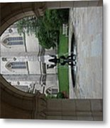 Washington National Cathedral - Washington Dc - 011359 Metal Print by DC Photographer
