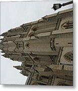 Washington National Cathedral - Washington Dc - 011367 Metal Print