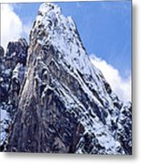 Washington Pass Peak Metal Print