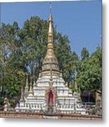 Wat Chai Monkol Phra Chedi Dthcm0860 Metal Print