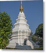 Wat Duang Dee Phra Chedi Dthcm0299 Metal Print