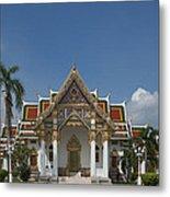 Wat Phrasri Mahathat Ubosot Dthb1462 Metal Print