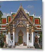 Wat Phrasri Mahathat Ubosot Dthb1464 Metal Print