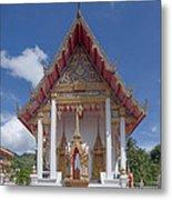 Wat Suwan Khiri Khet Ubosot Dthp269 Metal Print