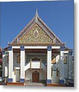 Wat Thewasunthon Preaching Hall Or Sala Kan Prien Dthb1422 Metal Print