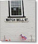 Watch Bell Street Rye Metal Print