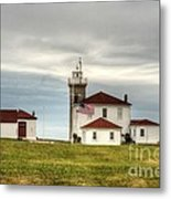 Watch Hill Lighthouse Metal Print