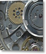 Watches Metal Print by Igor Sinitsyn