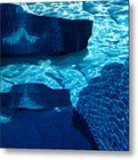 Water Abstract 2 Metal Print