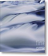 Water Abstract  Metal Print