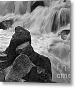 Water And Stone Nigel Creek 2 Metal Print