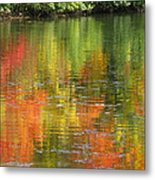 Water Colors Metal Print