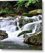 Water Fall 2 Metal Print