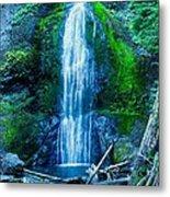 Water Falls Metal Print