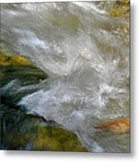 Water - Flow Of Life 1 Metal Print