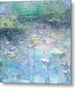 Water Landscape Metal Print