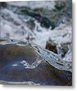 Water Mountain 1 By Jrr Metal Print