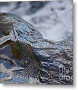 Water Mountain 2 By Jrr Metal Print