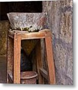 Water Purification In Arequipa Metal Print