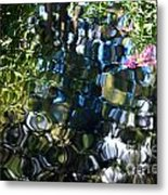 Water Reflections 9 Metal Print