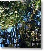 Water Reflections 7 Metal Print
