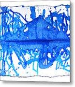Water Variations 11 Metal Print