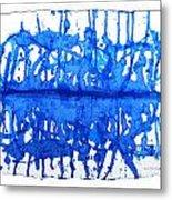 Water Variations 12 Metal Print