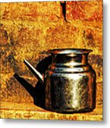 Water Vessel Metal Print by Prakash Ghai