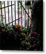 Waterfall Color Metal Print